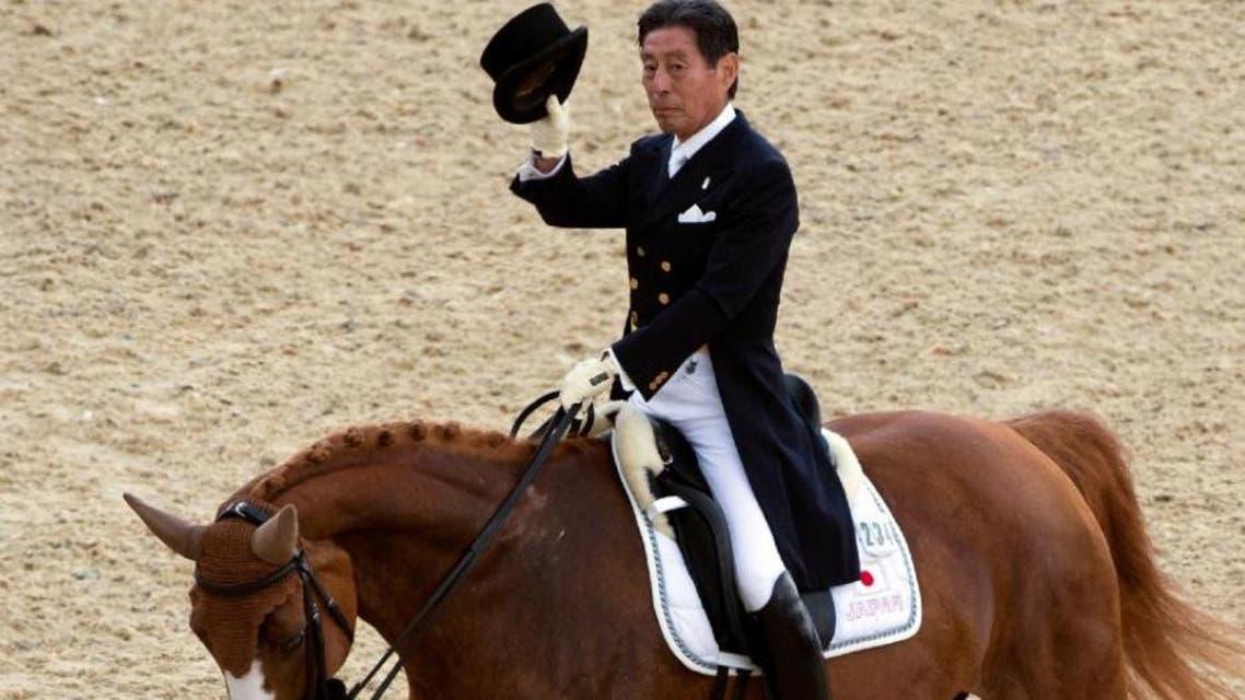 Japan's Hiroshi Hoketsu afp