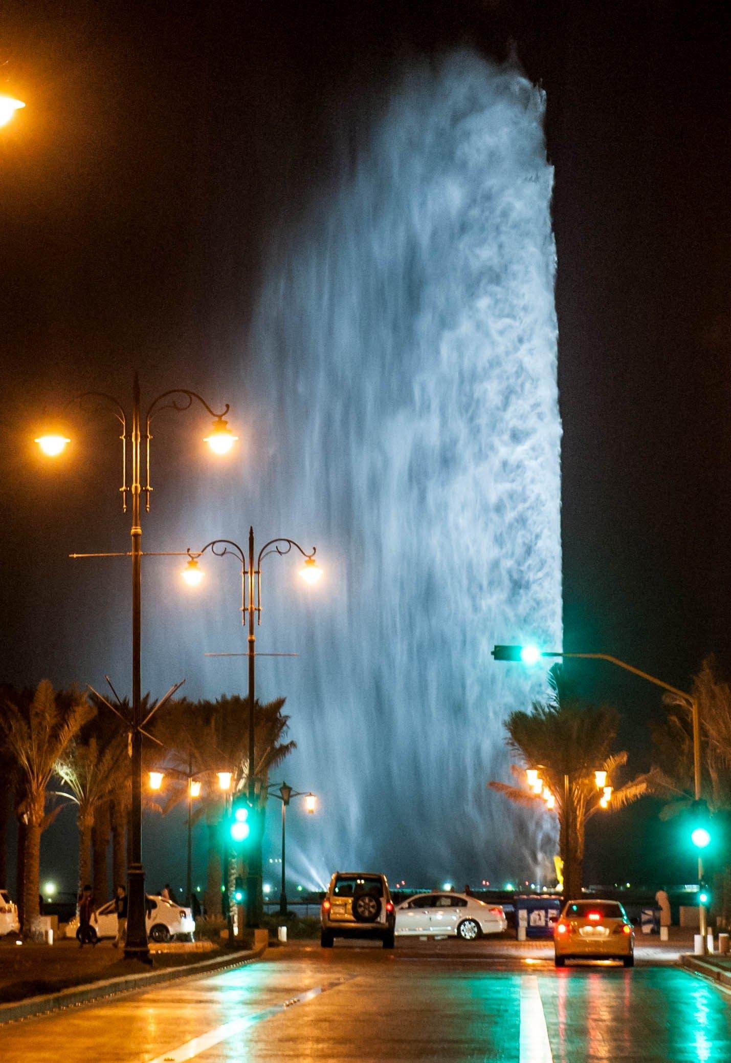 نافورة جدة.. عروس السياحة السعودية تكمل عامها الـ 31