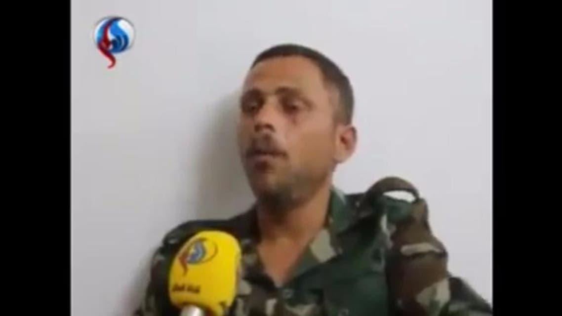 عسكري في جيش الأسد يدعى محمد جمال سخانة