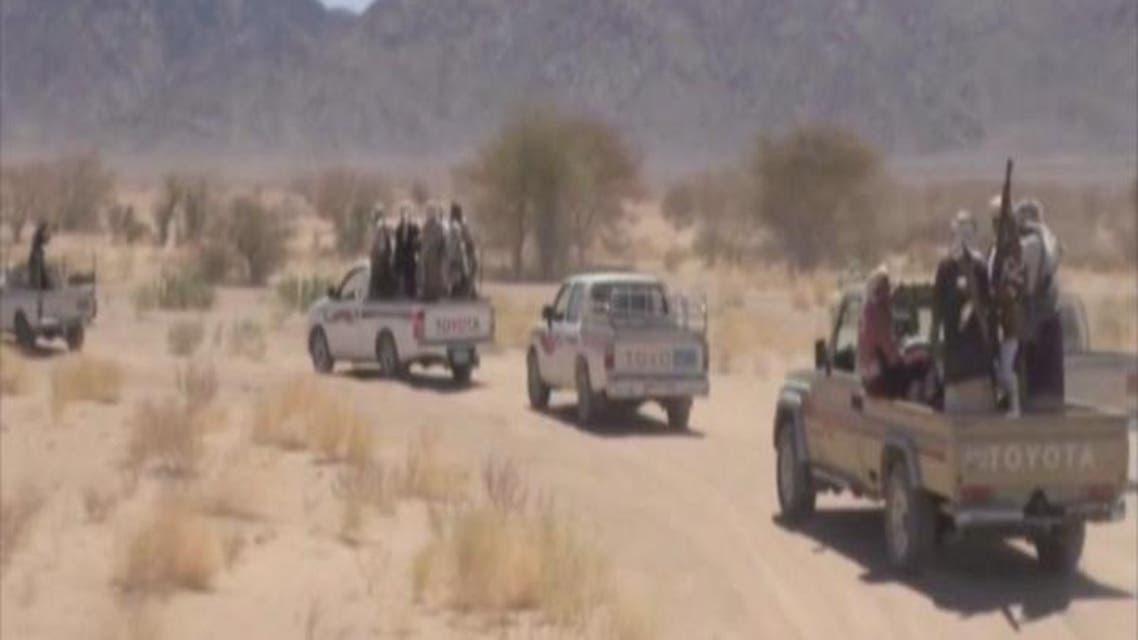 THUMBNAIL_ #الجيش_اليمني يصد هجوم الميليشيات على #نهم و #شبوة
