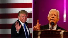 Jimmy Carter: Donald Trump is fueling racism