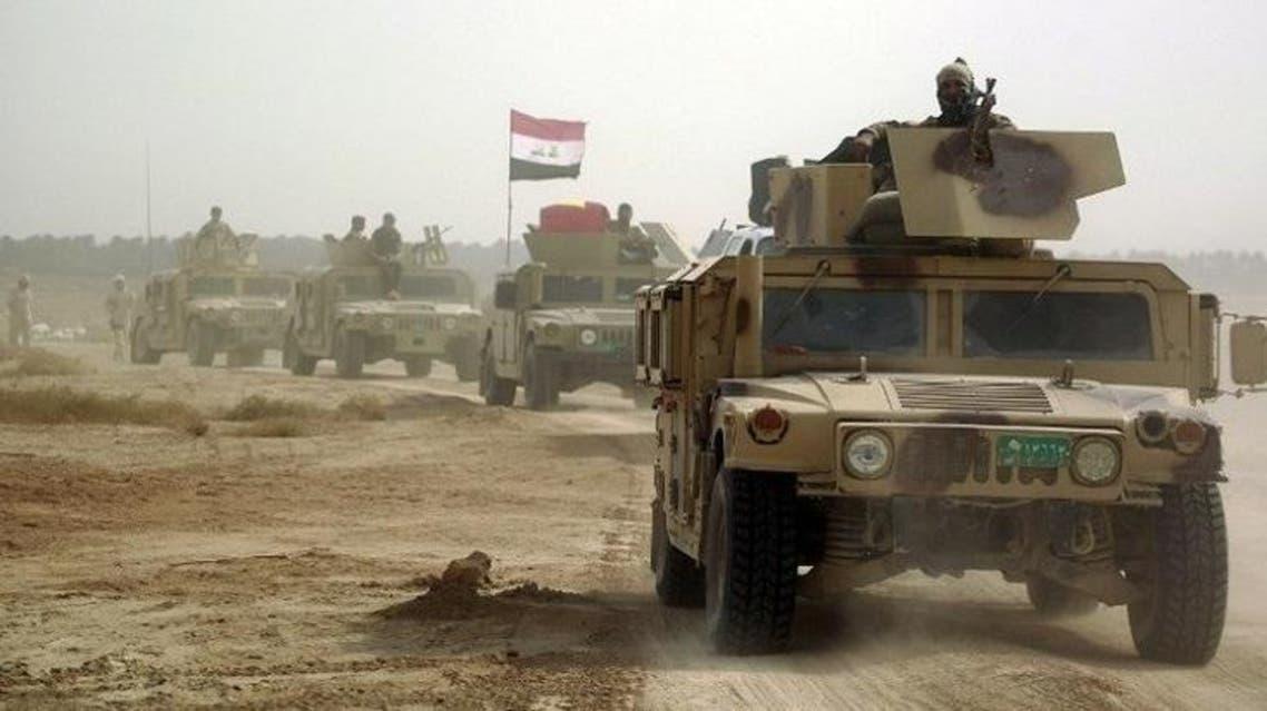 قوات عراقية الحدث