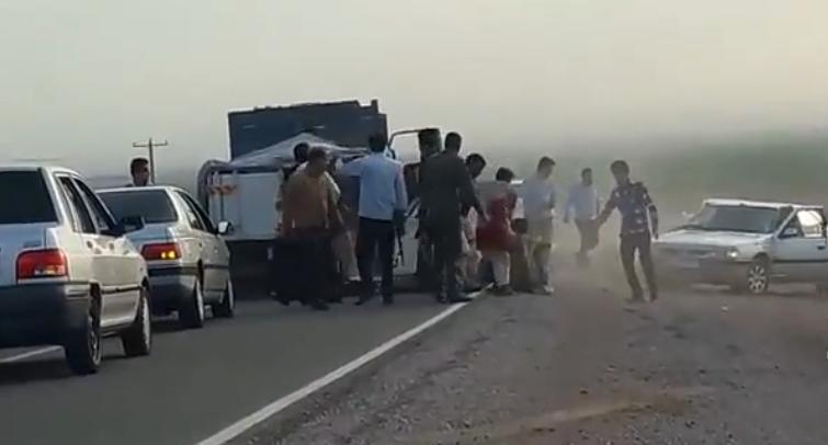 لاجئون أفغان في إيران