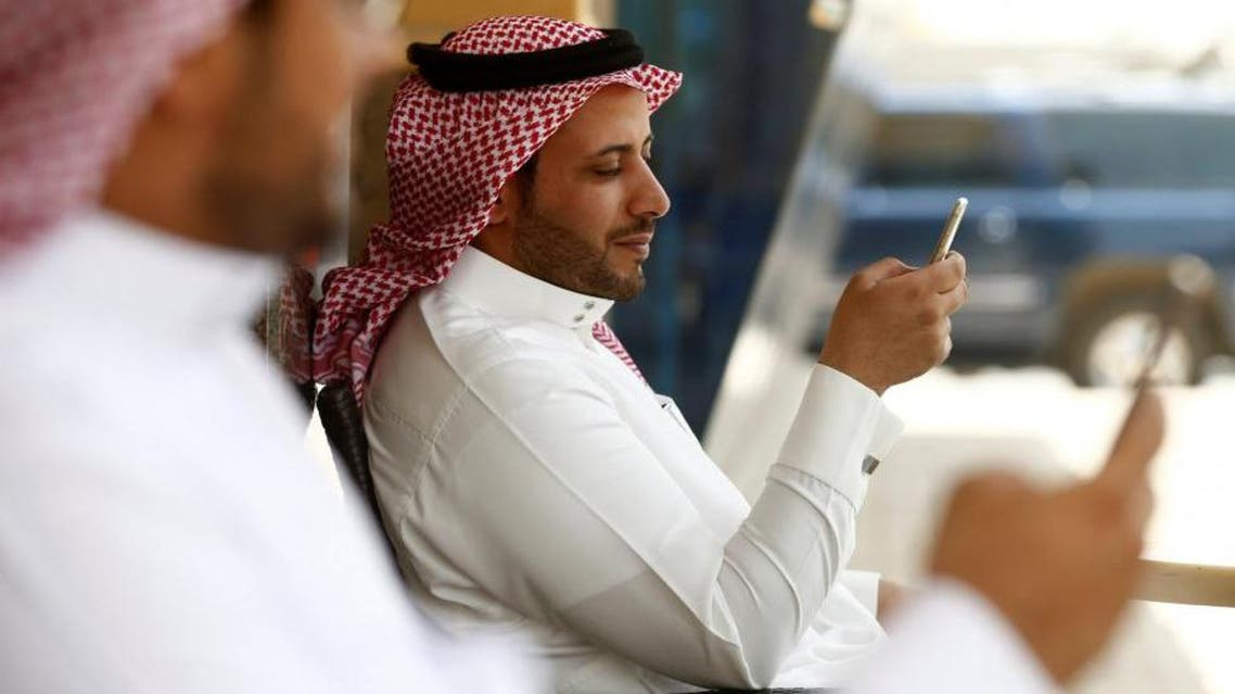 Internet penetration among Saudi nationals is around 93 percent and this may well account for the increasing popularity of online video streaming. (File photo: Reuters)