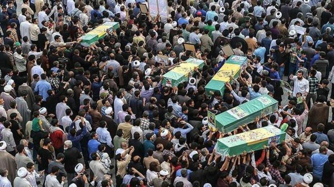 Afgans dead in syria