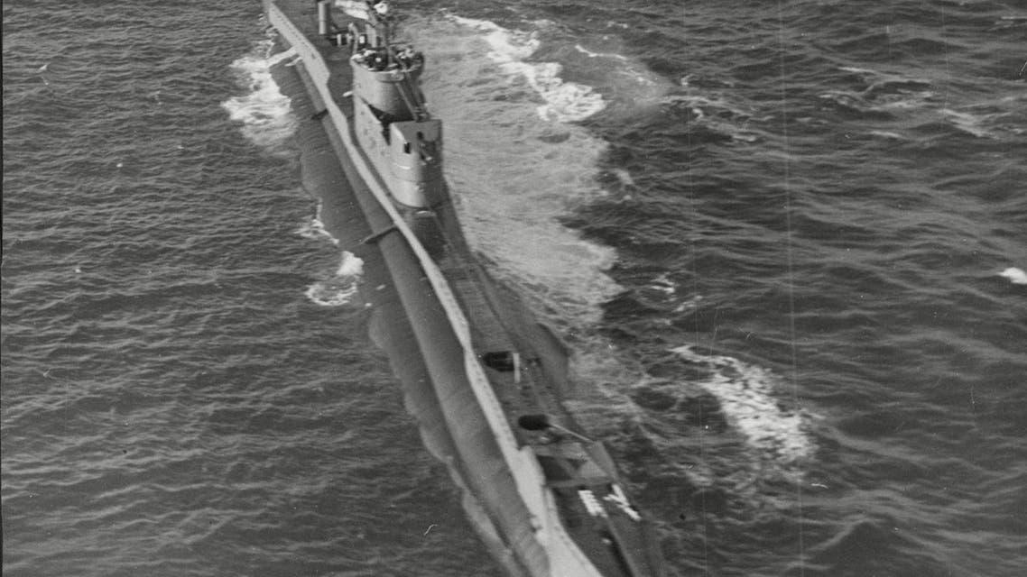 WW2 Sub