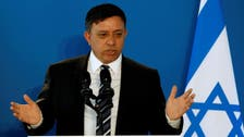 Another Israeli minister quits, citing rightist tilt
