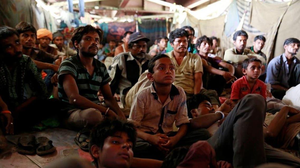 Cinema under a bridge provides Bollywood escape for Delhi's poor REUTERS