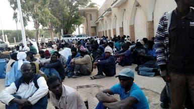 موريتانيا تؤيد تطبيق القانون لحل أزمة إضراب العمال