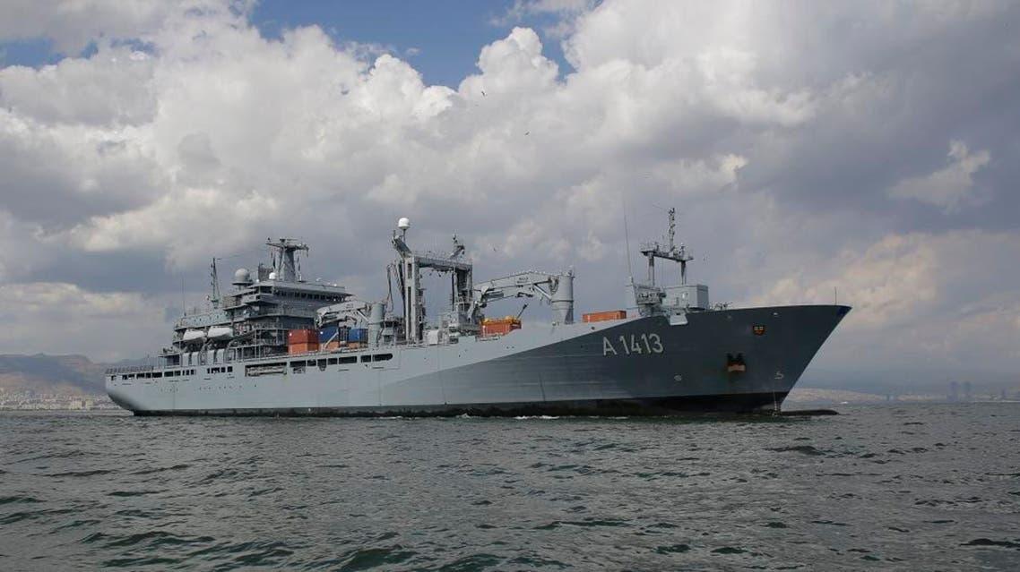 Aegean patrols helping stem migrant tide AP