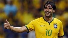 Brazil great Kaka retiring from soccer at age 35