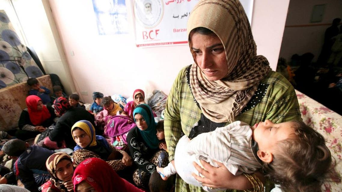 Iraqis fleeing Mosul to Syria, up to 50,000 anticipated: UNHCR REUTERS