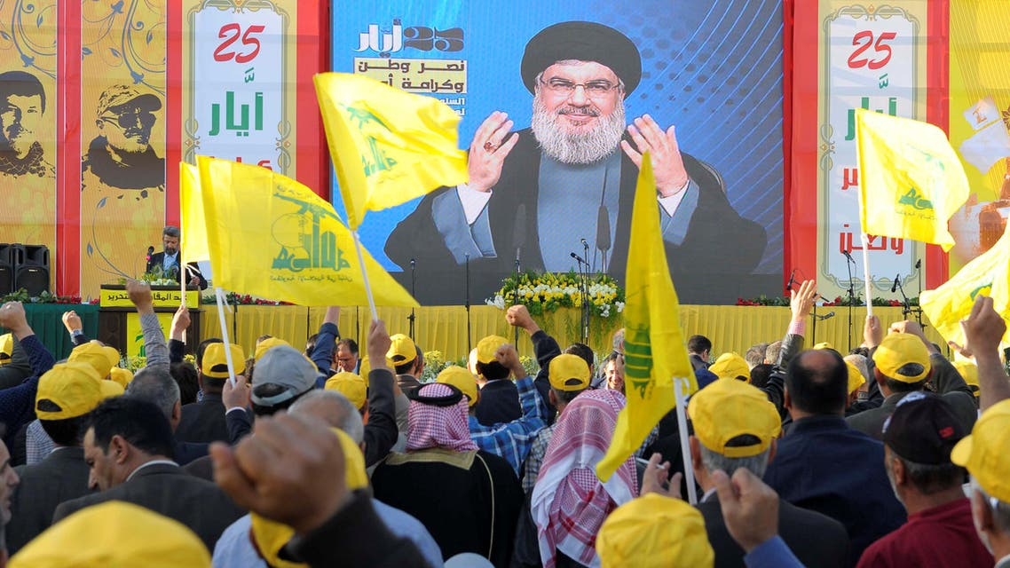 Classified as a terrorist group by the United States, Hezbollah wields enormous political influence in Lebanon. (File photo: Reuters)