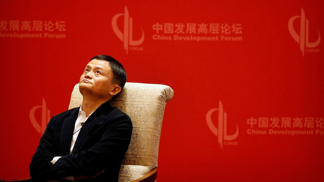 In 2012, Alibaba's lobbying expenditures shot up from $100,000 a year to $461,000, and has remained fairly steady since. (AFP)