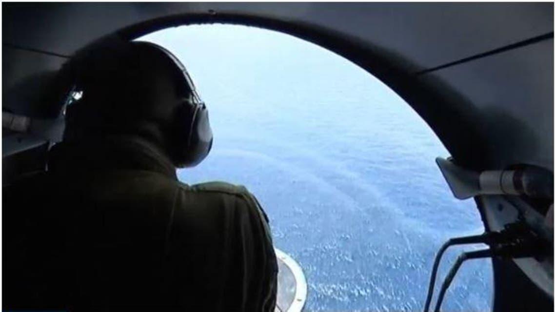 الطائرة المصرية - عمليات البحث 3