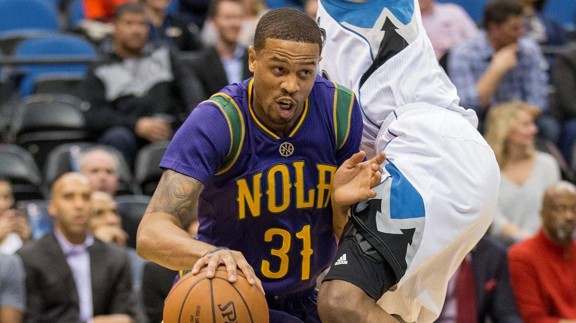 Dejean-Jones, a native of Los Angeles, had signed a multi-year contract with the New Orleans club in February. (Reuters)