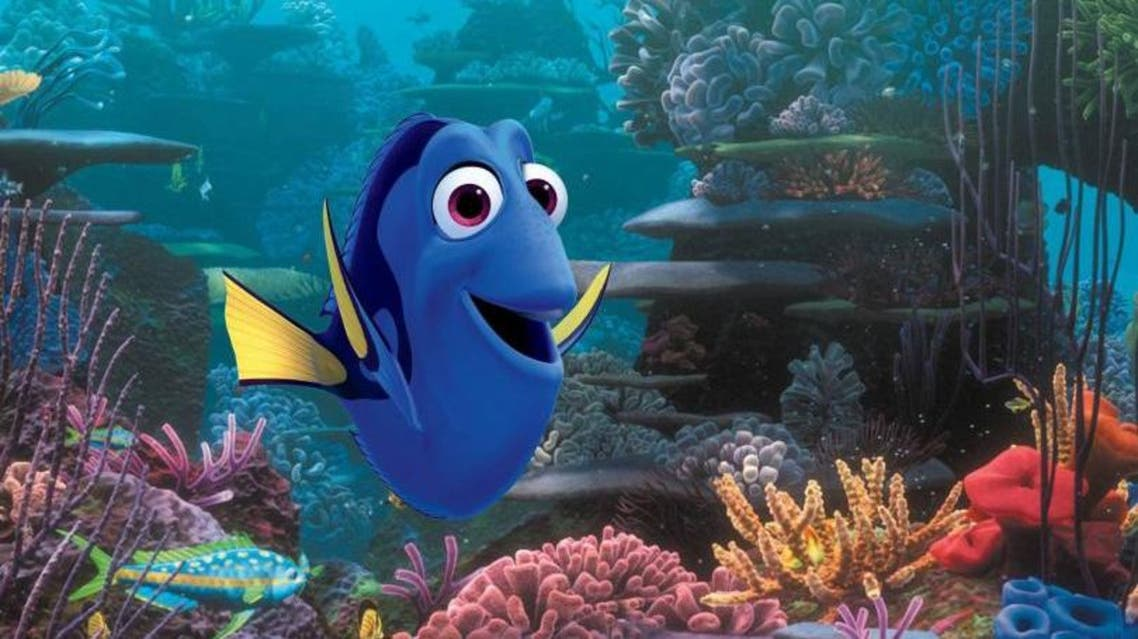 Finding Dory (Photo courtesy: Disney/Pixar)