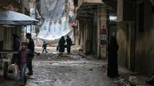 Thousands flee ISIS offensive in northern Syria