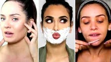 Here's why beauty bloggers are shaving their 'beards' in new trend