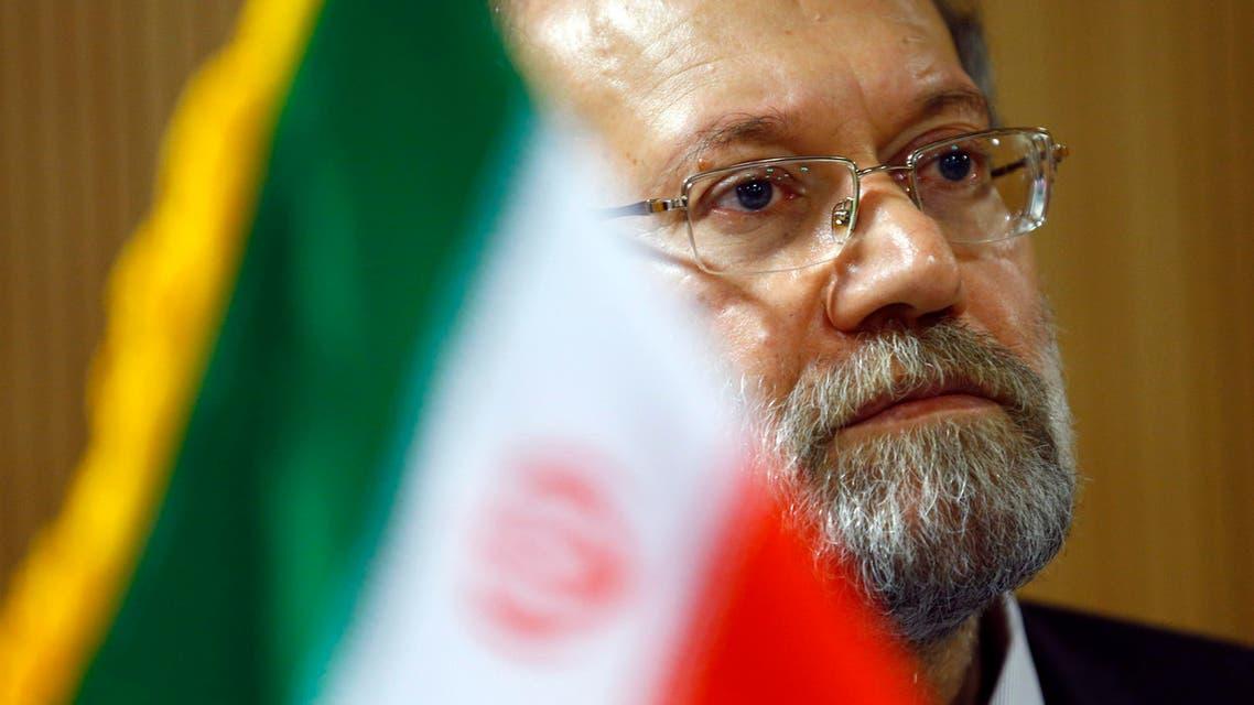 Larijani reuters