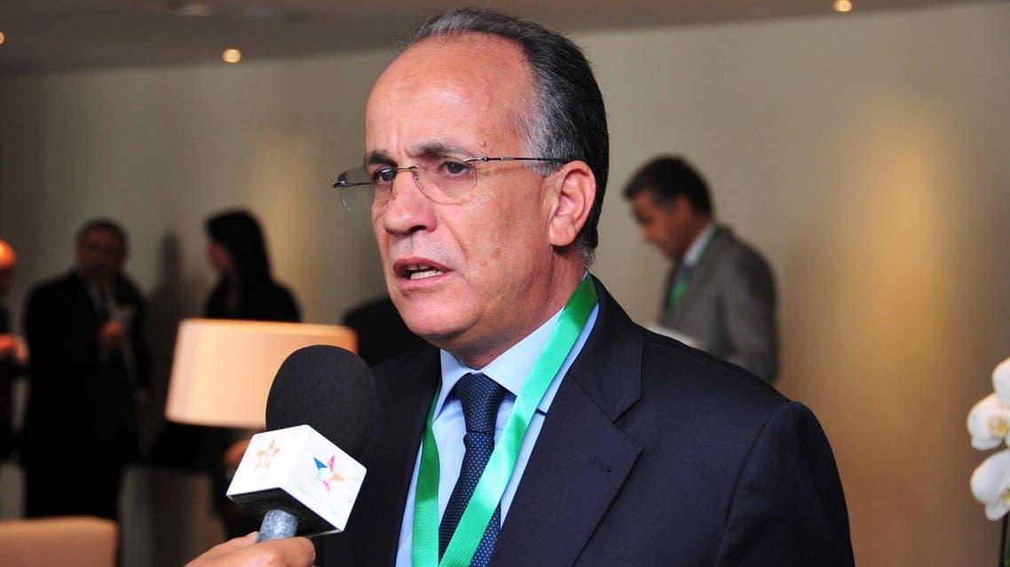 الوزير المغربي محمد عبو