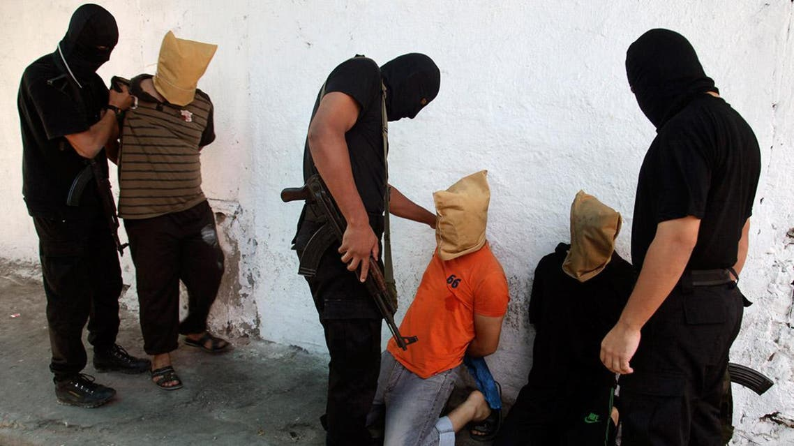 Gaza's Hamas rulers execute 3 men convicted of murder REUTERS