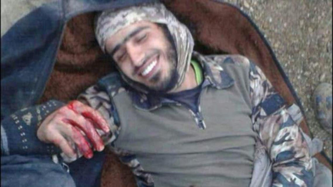 مشهد تمثيل للموت ابو هاجر الشولا - رئيسية