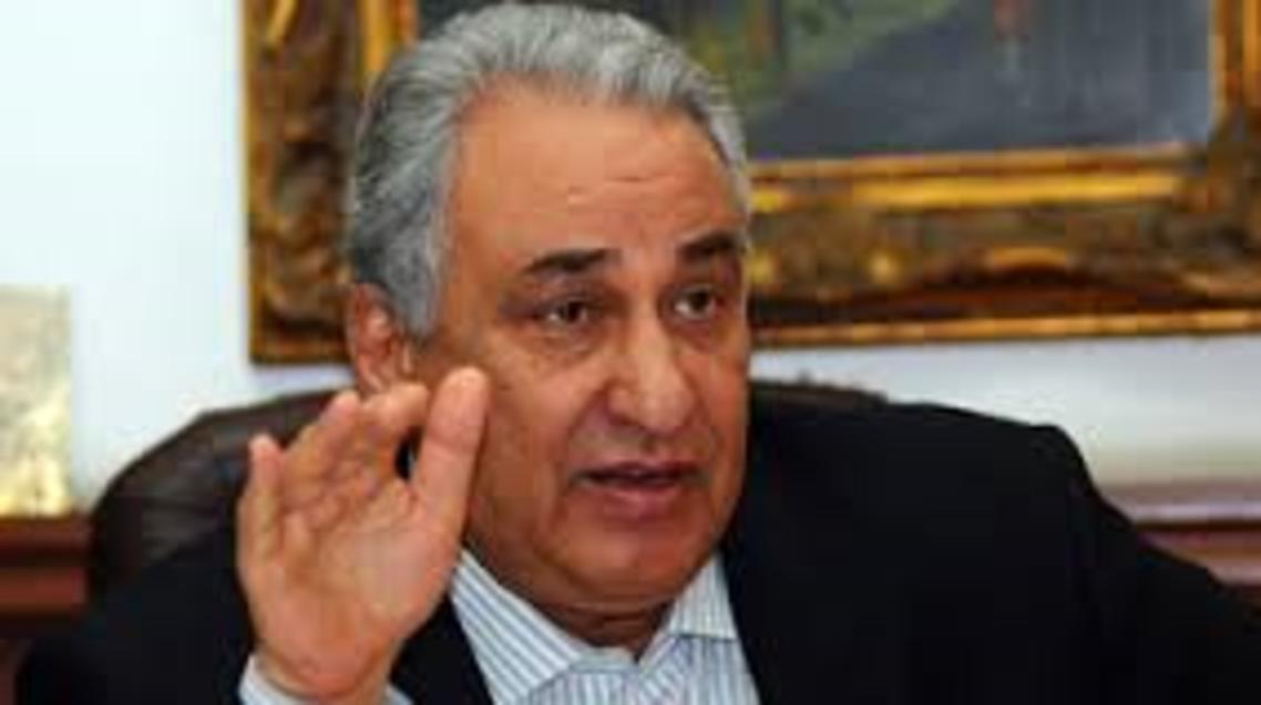 نقيب المحامين في مصر سامح عاشور
