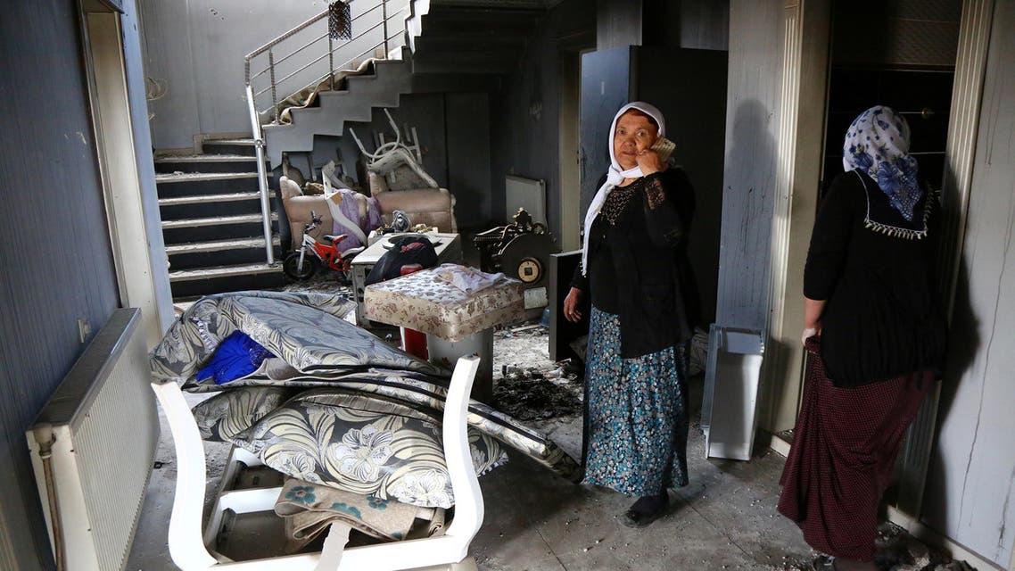 Devastation in southeast Turkey