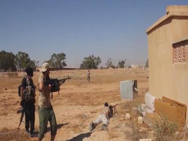 ميليشيا إرهابية تسعى للتمركز غرب ليبيا بالتنسيق مع داعش