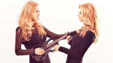 Meet Sistermatic, the violin duo who performed with Kanye and Beyonce