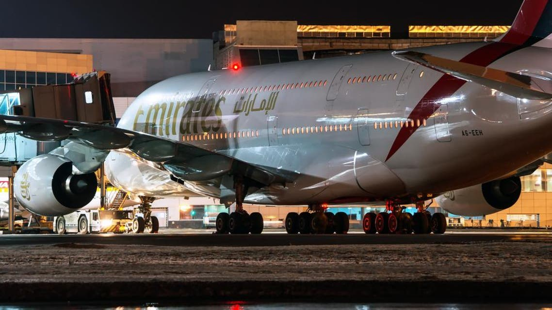 The 16-year-old stowaway was found after the flight from Shanghai landed in Dubai on Friday