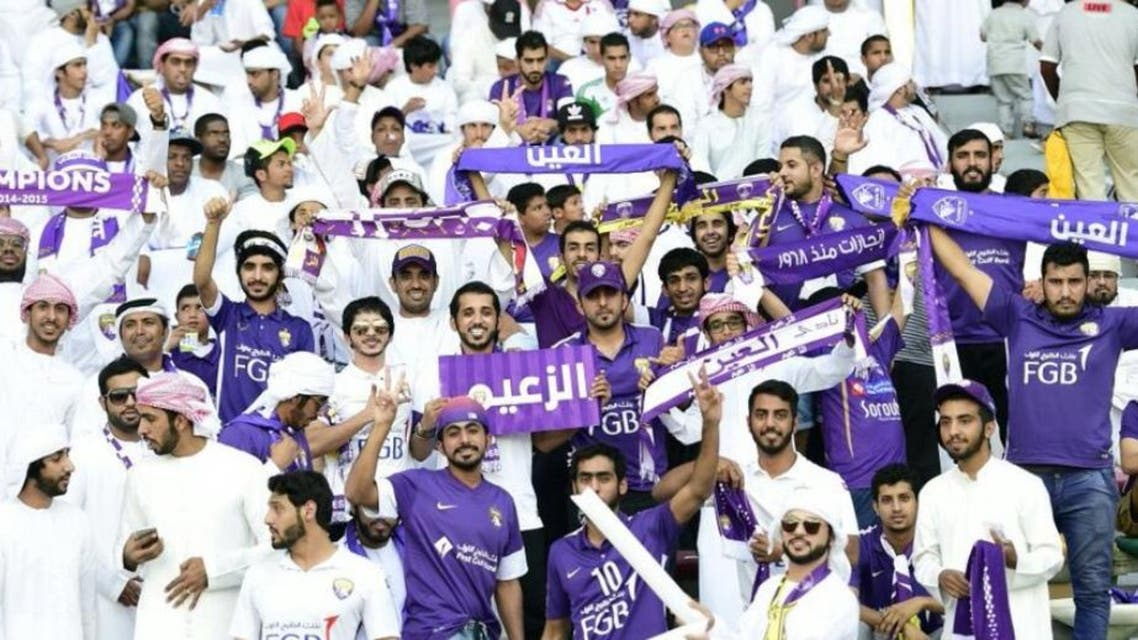 Al-Ain, this year's runner-up in the UAE Gulf League, are one of the four West Asian teams. (Twitter/@alainfcae)