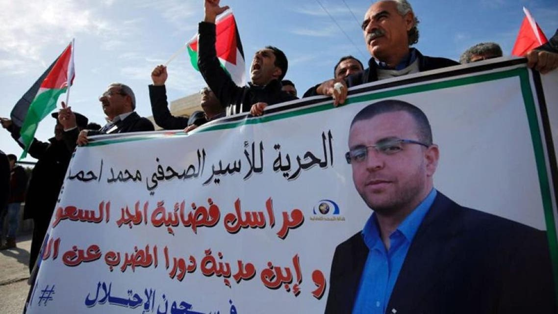 ICRC to cut family visits to Palestinian Arab men in Israeli jails AFP