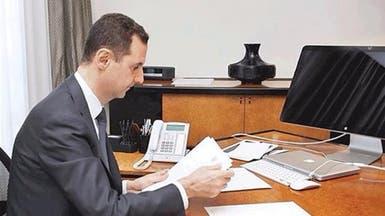 أسرار بشار الأسد موجودة في درج مكتبه!