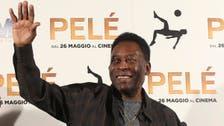 Brazil soccer star Pele hospitalized in Paris - report
