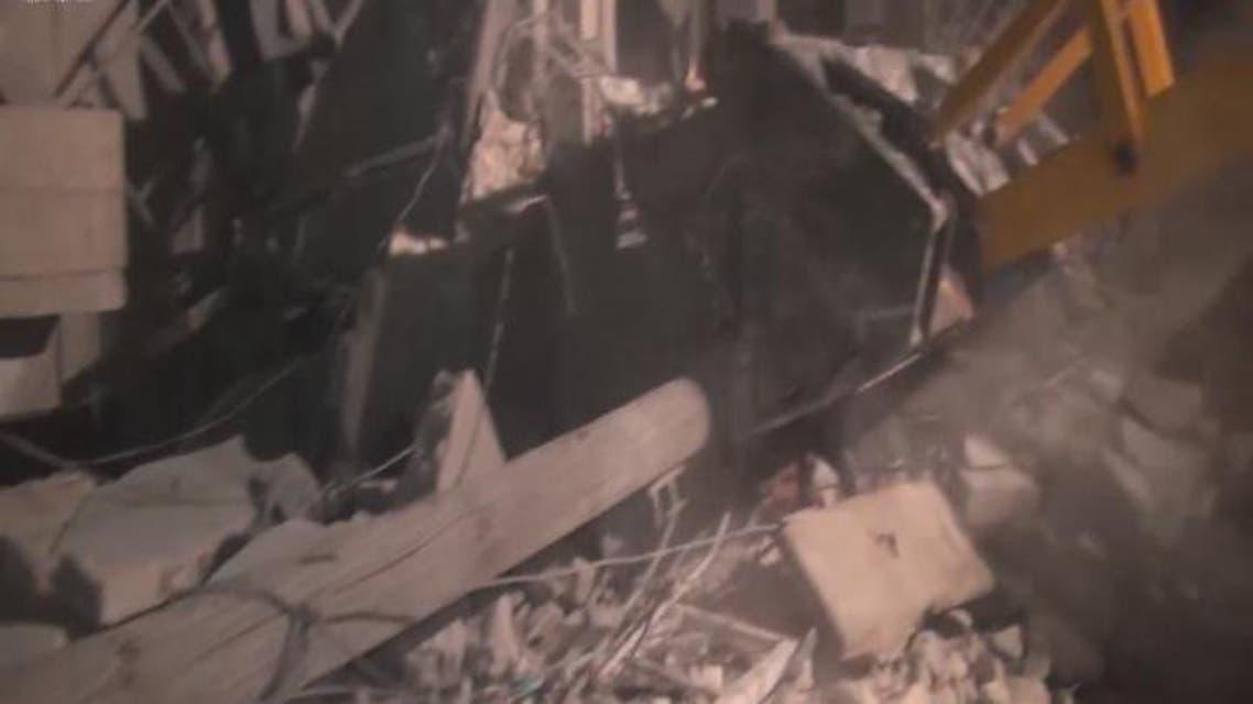 THUMBNAIL_ قصف للنظام السوري والميليشيات المتحالفة معه في أرياف إدلب