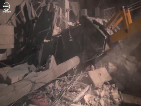 سوريا.. قصف مستشفى ولادة في إدلب