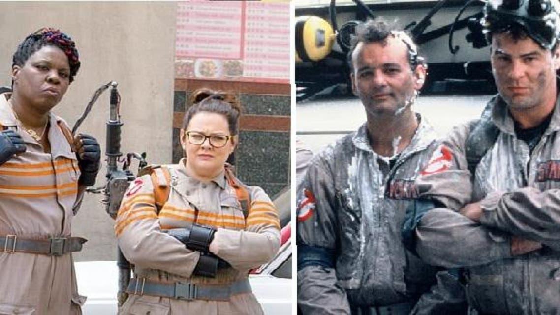 Ghostbusters Male vs Female