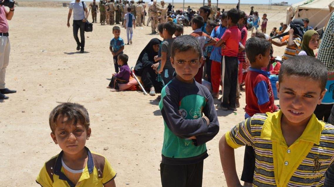 U.N. sounds alarm about Falluja children, food supply REUTERS