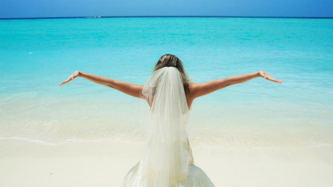For those of you who are planning a beach wedding you are probably daydreaming of the soft sand. (Shutterstock)