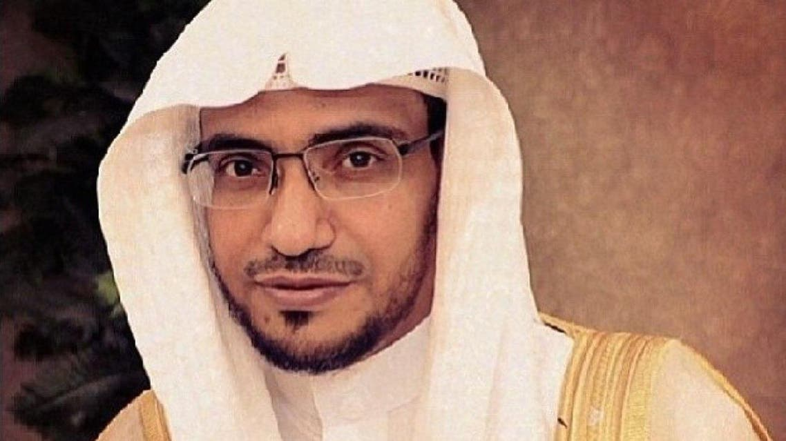 Sheikh Saleh Al-Maghamsi said he had been referring to music, not singing, prompting many on social media to be angered