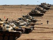 تركيا: مقتل 38 من داعش في شمال سوريا