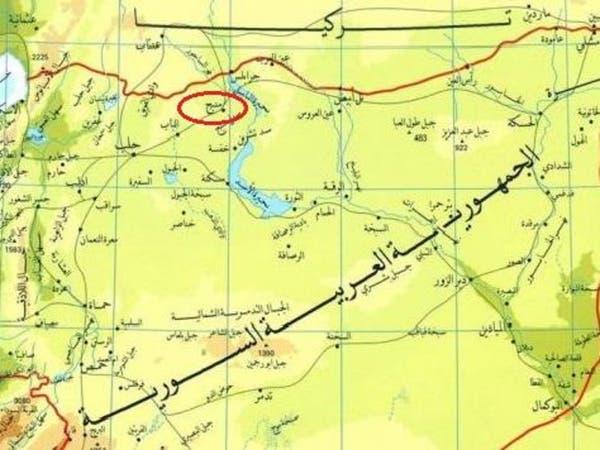 اشتباكات متقطعة قبل انتهاء مهلة خروج داعش من منبج