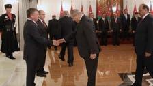 Jordan king swears in new government