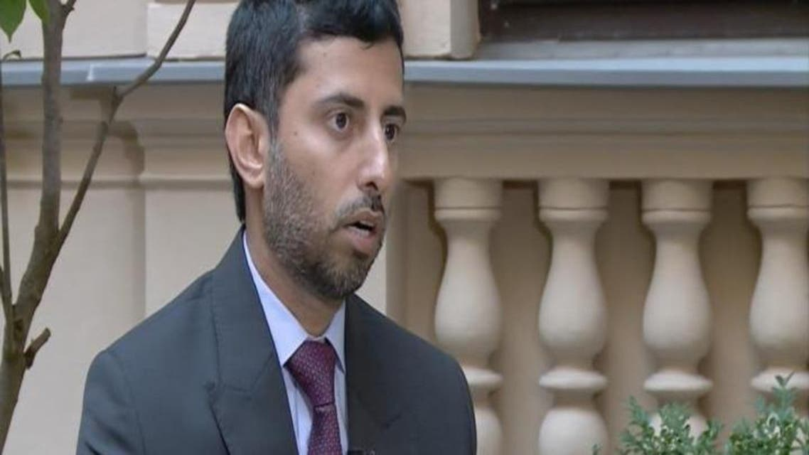 THUMBNAIL_ مقابلة مع سهيل المزروعي وزير الطاقة الإماراتي