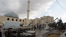 Syrian state TV: deadly blast at Latakia mosque