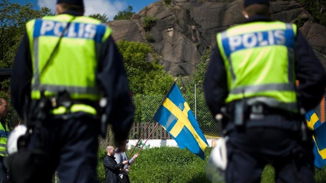 Sweden jails 'lone wolf' for foiled attack  AFP