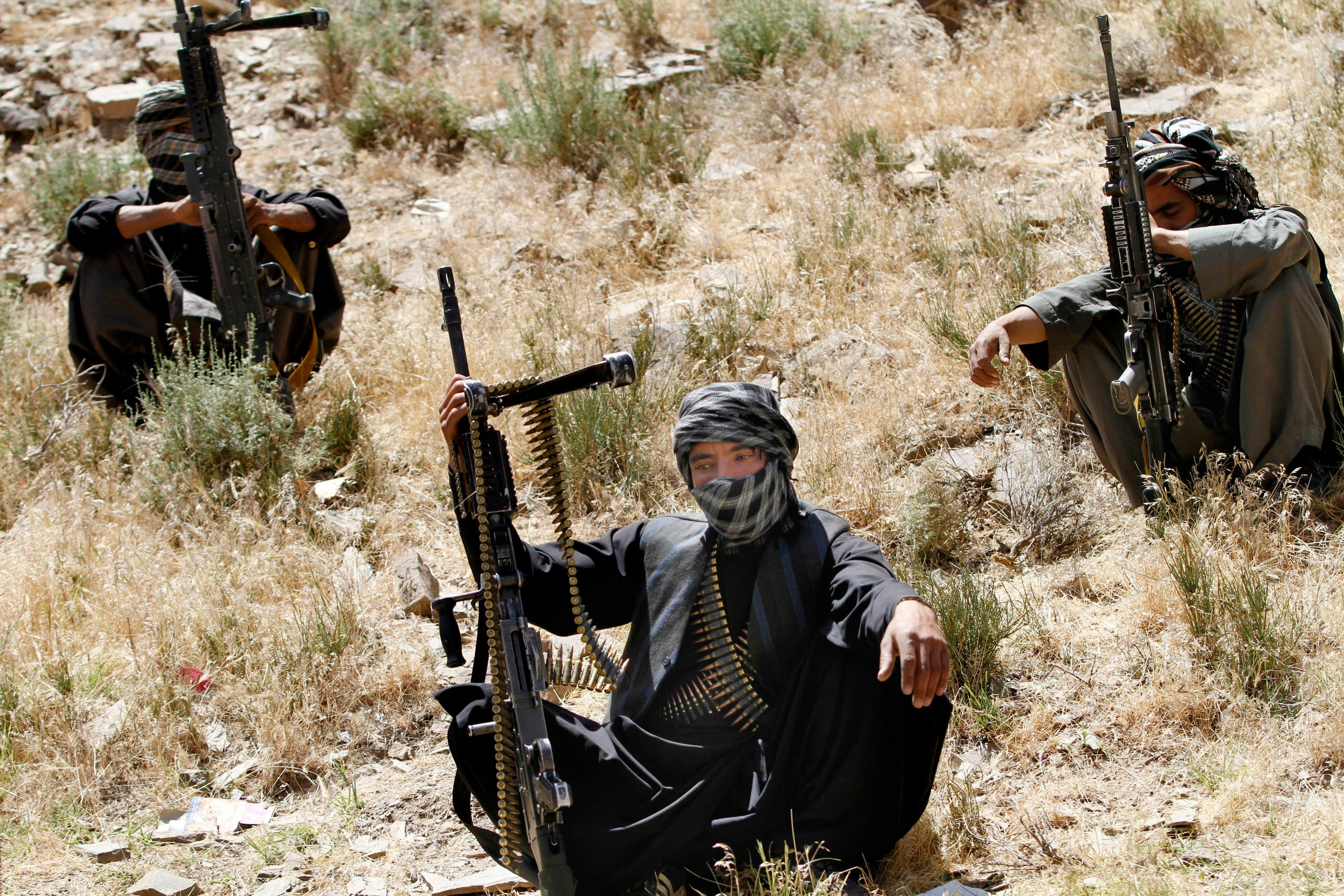 An American military official has for the first time voiced doubts that US President Barack Obama will realize a key foreign policy goal of bringing the Afghan Taliban to the negotiating table. (File photo: AP)