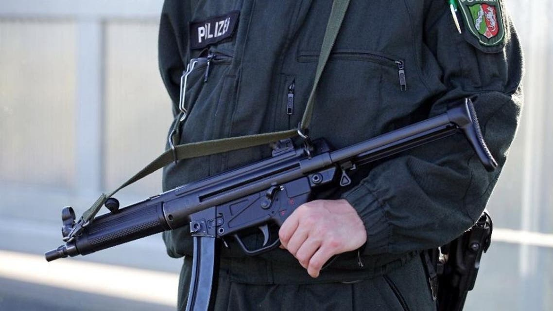 Three Syrians arrested in Germany over 'ISIS attack plan' AFP